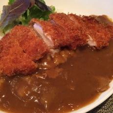Chicken Katsu Curry at Tokyo Kitchen