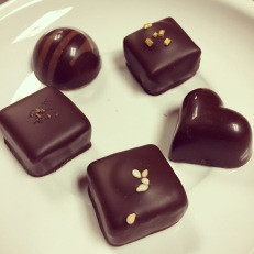Chocolates at Ambiance